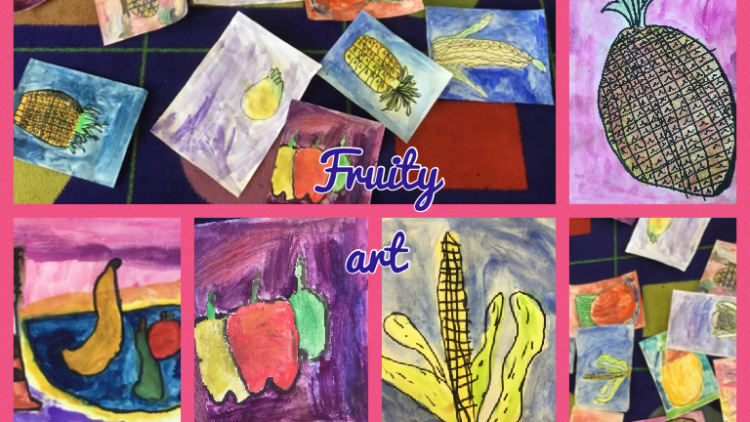 Fruity art in 2T