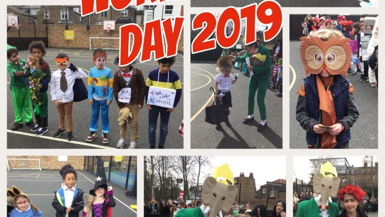 World Book Day Parade!
