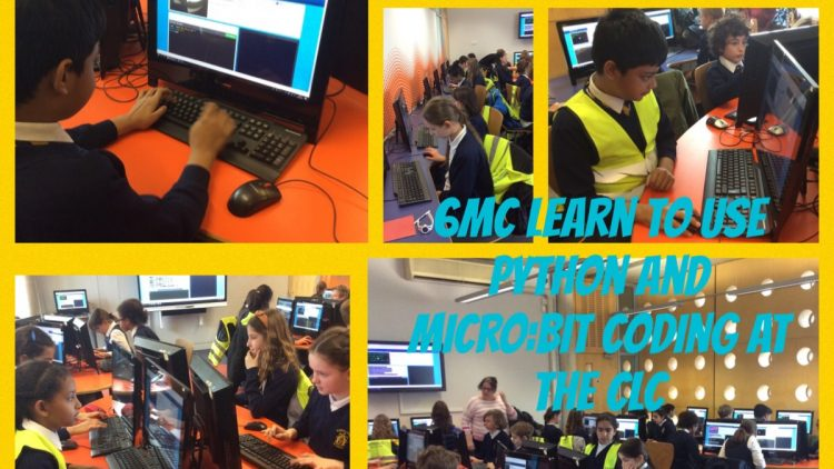 6Mc Learn to use Python Coding at the CLC