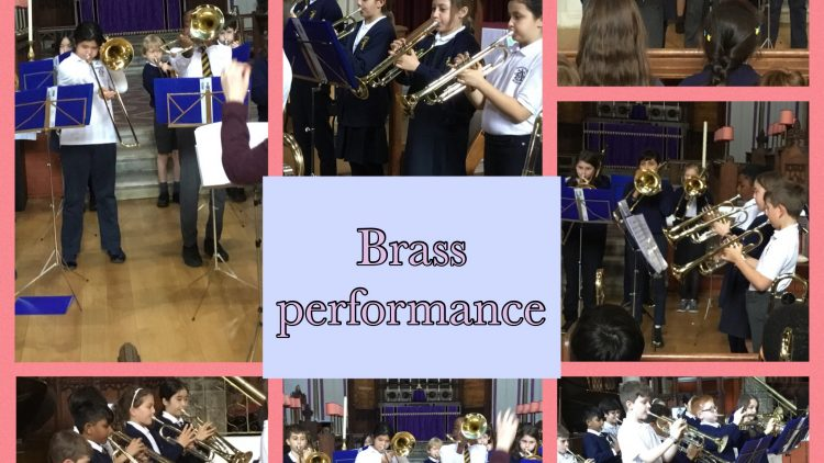 Year 5 Brass Performance