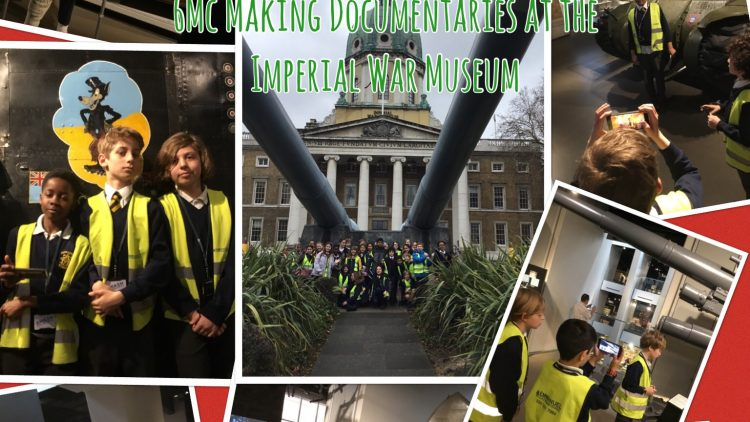 6Mc Make Documentaries at the Imperial War Museum