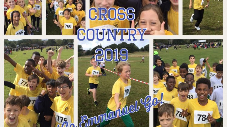 Camden Schools Small School Cross Country Champions