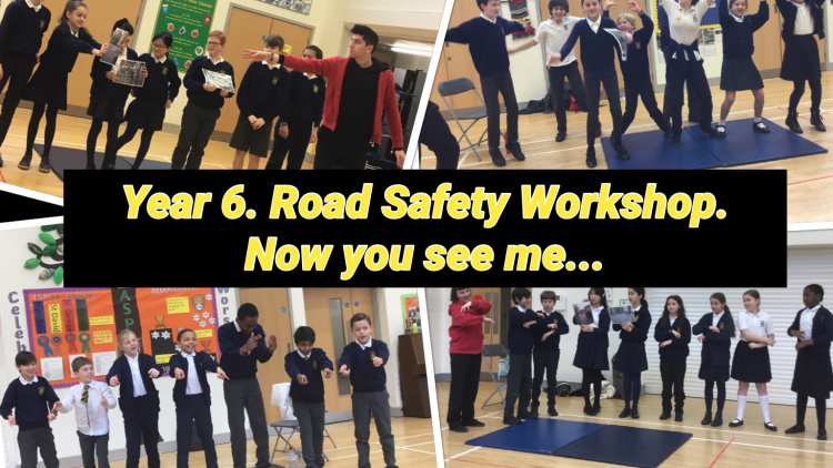Year 6 Road Safety Workshop