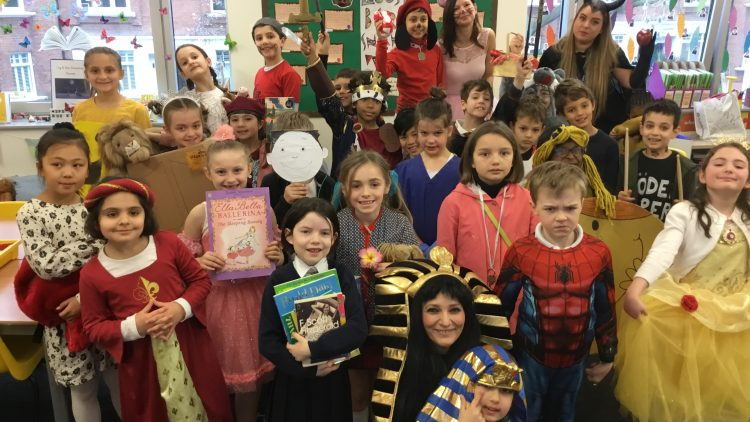 Year 3 enjoyed World Book Day