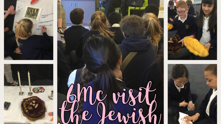 Year 6's Trip to the Jewish Museum