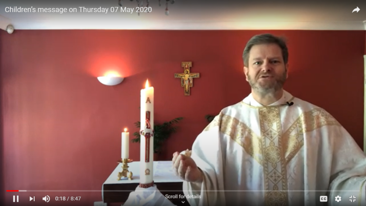 Collective Worship with Father Jonathan 7.5.20