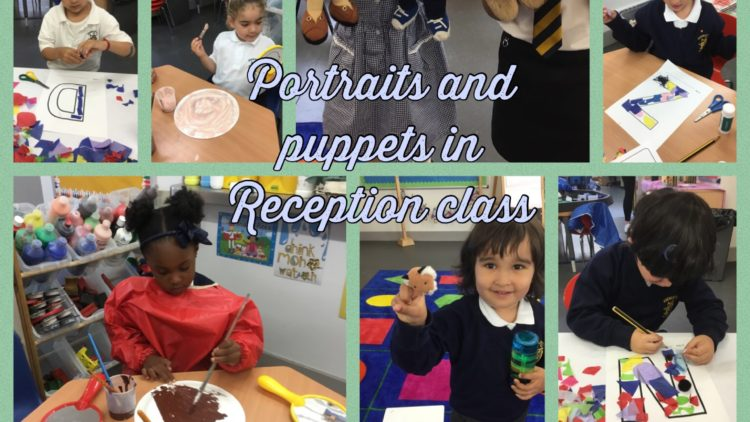 Portraits and Puppets in Reception