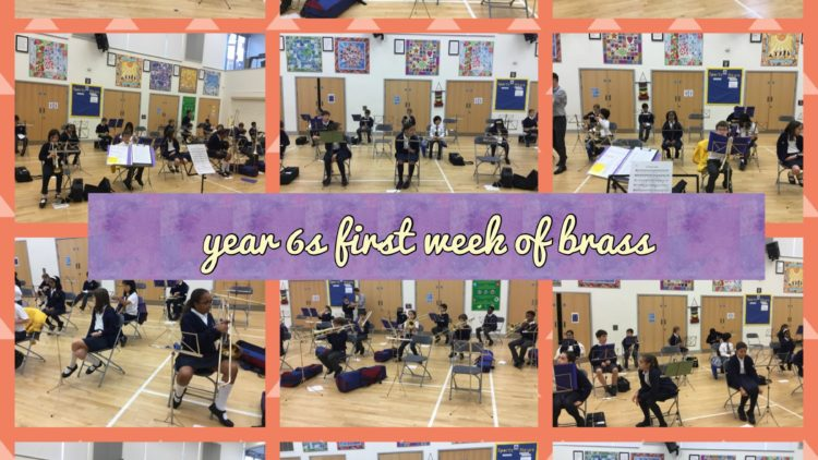 Year 6 Brass