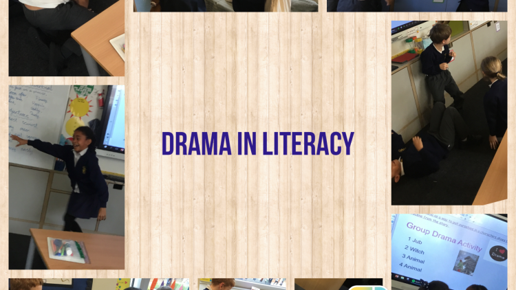 Drama in Literacy-Year 3